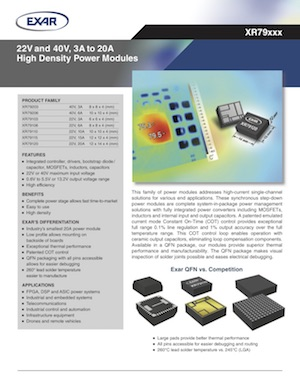 image of power module flyer